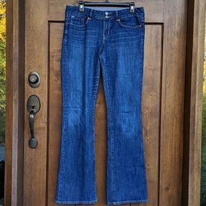 Gap 1969 perfect boot jeans 10L